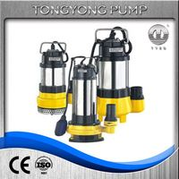 industrial water pumping machine price submersible dewatering pump