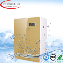 Factory sale 5 stages alkaline water ionize home ro water purifier dispenser drinking reverse osmosis system pure water filter