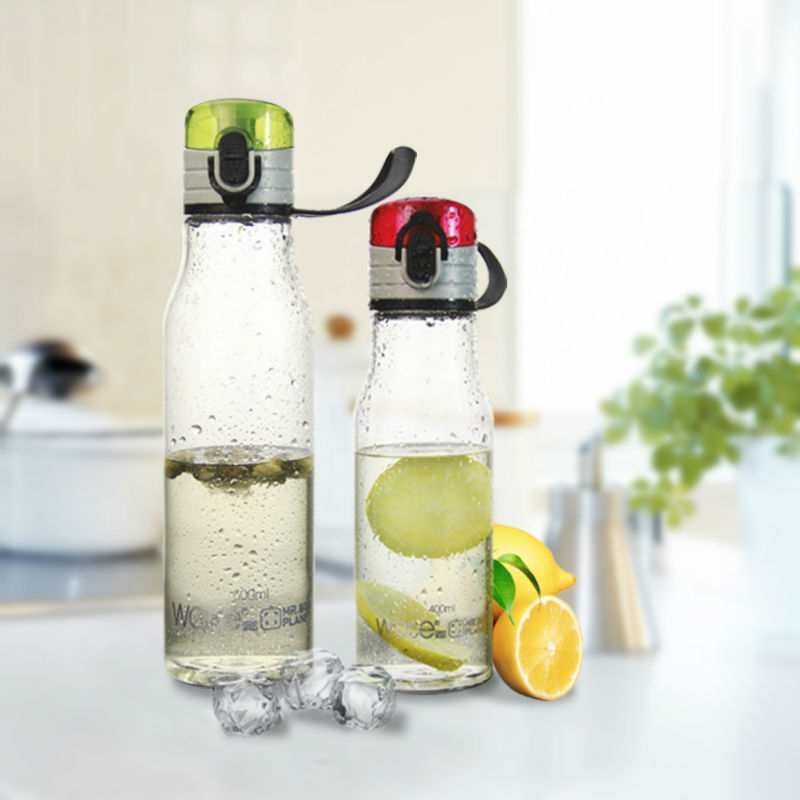 New product sport smart water bottle sizes