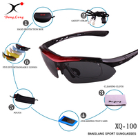 Save shippingn cost High Quality low price sport glasses running sunglasses
