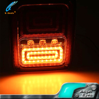Auto accessories 12V DC led tail light jeep wrangler