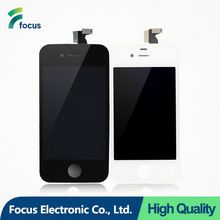 Mobile phone spare parts for iphone 4s LCD screen