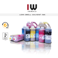 Solvent ink for Wit Color Ultra 4000 with Polaris 15pl ,flora ink