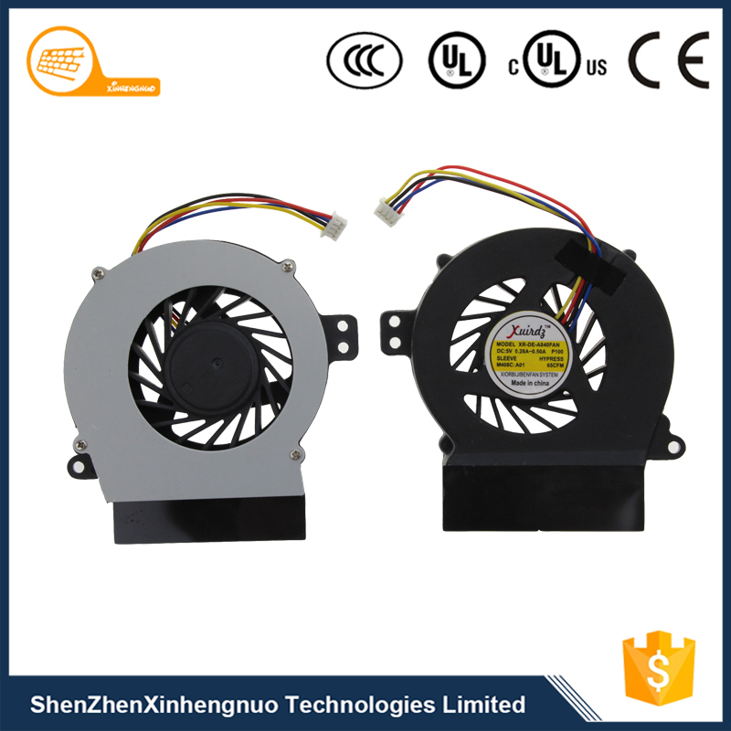 4 pin New CPU Fan Cooler Laptop Fan For DELL Inspiron A840 1410 A860 PP37L PP38L Series