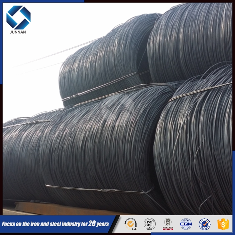 hot rolled alloy steel wire rod coil rolling mill for nail making