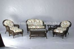 New Design Garden Sofa Set 2012