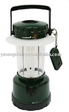 Rechargeable Lamping Lantern W/Remote Control