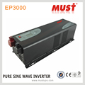 Shenzhen 100% Must high quality off Grid power express inverter 3000w 12v 220v