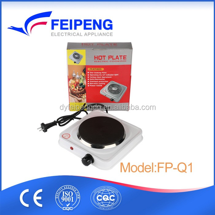 FP-Q1 table top mini electric hot plate portable