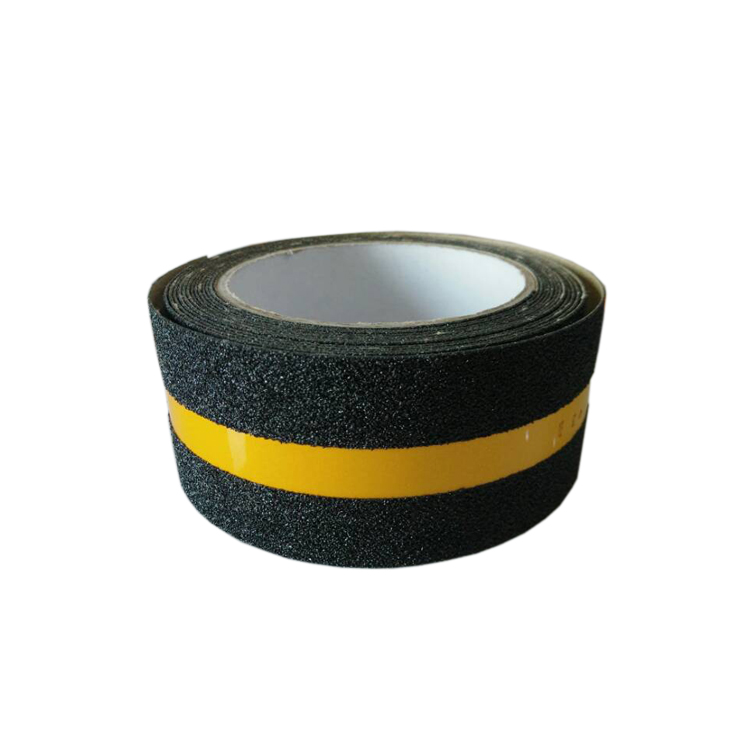 Safety Anti Slip Tape Manufacturer With Different Grade Of Sand With PVC Material Glow in dark for protecting