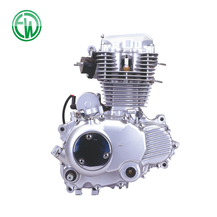 4 Stroke CM150 150cc Air-cooled 2 Cylinder Motorcycle Engine