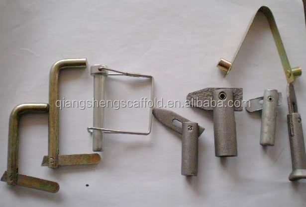 Scaffolding Snap Pin : Mm scaffolding hinge pin snap in drop lock for frame