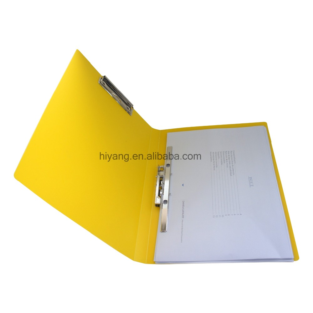 Factory manufacturer customized A4 paper cardboard file folder