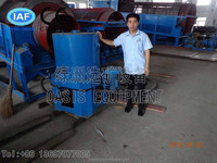 sand gold Centrifugal Separator Machine/Alluvial Gold Mining Operations with Washing Equipment/rock placer Gold Process machine