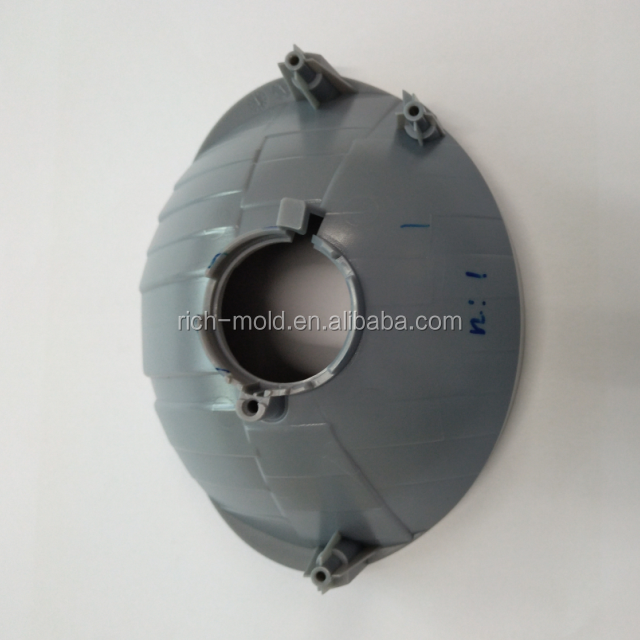 Quality assurance auto & motor head lamp mould