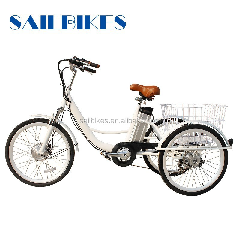 3 wheel electric bicycle tricycle for adults