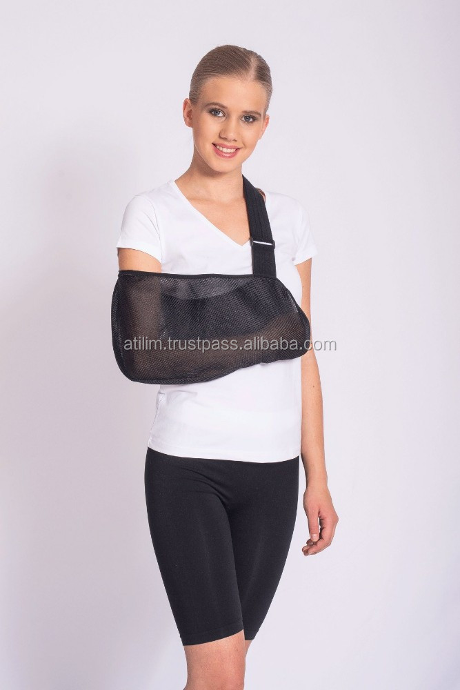 Arm Sling with Adjustable Strap CE