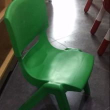 high quality plastic dining chair