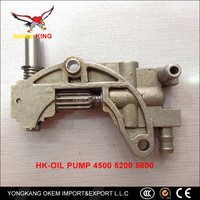 Europe standard High Quaility chain saw OIL PUMP 4500 5200 5800
