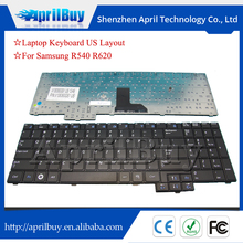 Laptop keyboard US layout wholesale for Samsung R540 R620