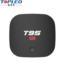 New design hot sale durable oem Amlogic S905W android 7.1 kd player 17.5 world desi tv box