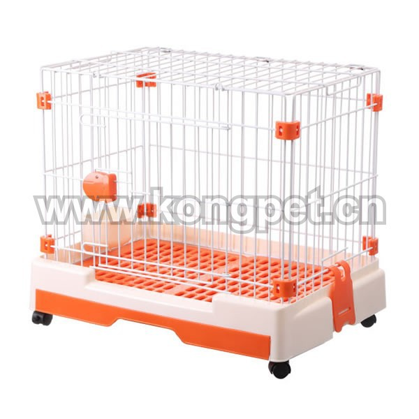 2015 High quality Square Metal Kennels for dogs or cats KE007