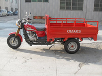 Heavy Large Cargo Box 200cc Three Wheels Motorcycle Tricycle for China sale