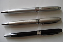 Grade Brand W hotel pen ,metal ballpoint pen with Parker refill ,twist action