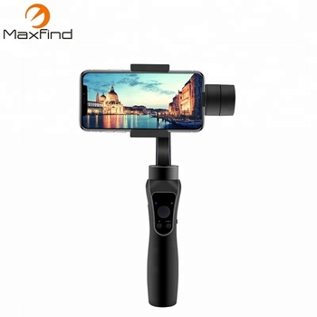 Mobile phone gimble stabilizer with bulit-in USB interface