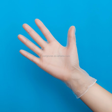 Food Industry Gloves Single Use Examination Powder Free Nitrile/Vinyl Gloves Medical Consumable