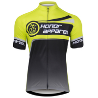 breathable quick dry custom cycling jerseys bike jersey honorapparel cycling wear