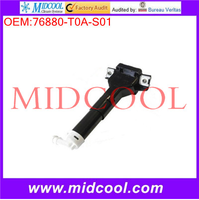 High Quality Headlight Cleaning Washer Nozzle Pump OEM:76880-T0A-S01