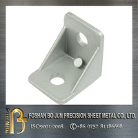 Corner bracket reinforce inside angle joints metal corner brackets with 12-guage galvanized steel