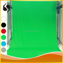 3*6M PHOTOGRAPHY BACKGROUND CHROMAKEY COTTON MUSLIN BACKDROPS
