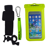 Mobile Phone Case/Waterproof Cell Phone Armband Bag For Running