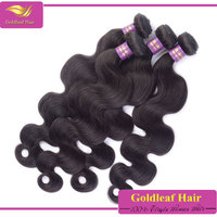 Unprocessed original burmese hair extensions no tangle and no shedding virgin burmese hair weaving