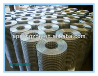 road construction materials galvanized welded wire mesh roll
