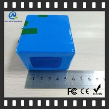 Low self discharge 36v 9ah water bottler battery with short-circuit production function