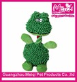 Latest Plush Dog Toy Green Frog Dog Toy for Pet