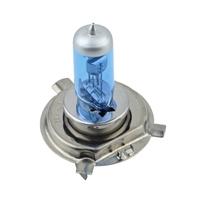 1pcs Pure White H4 Halogen Xenon 55W Car Auto Headlight Headlamp Replacement Lamp Lights Bulb DC12V 5000K New Free Shipping