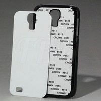 Sublimation Blanks Customize Phone Case for Samsung Galaxy S4 I9500