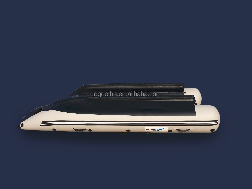 MC330 Goethe Korean PVC high speed Inflatable Boats