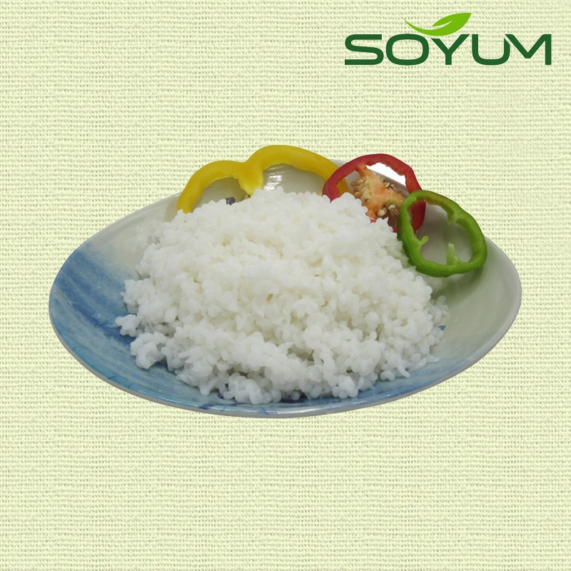 organic 100% white konjac rice