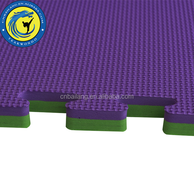 Top Selling Double Side Eva Training Mat