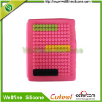 Mini DIY puzzle tablet PC silicone protective case