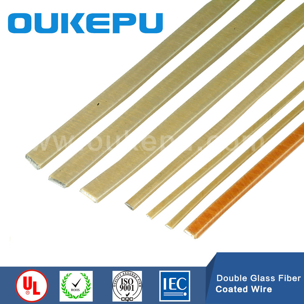 Low price of Fiberglass Rectangle Winding Wire manufacturer