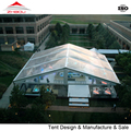 20X15M arabian marquee transparent pvc tent for sale