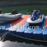 Plastic Floating Platform