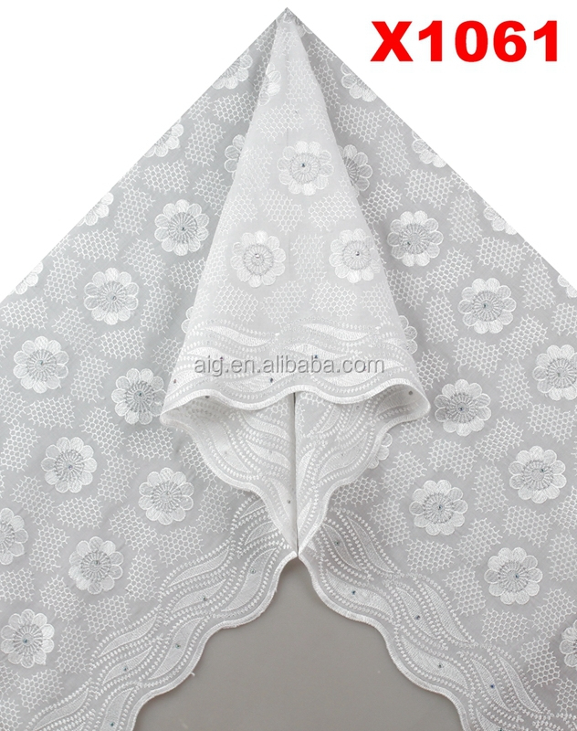 swiss voile lace in switzerland for Party decoration with stones