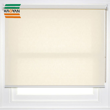 New Pruduct Horizontal Sunscreen Motorized Blackout Roller Blinds
